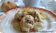 Pollo al Roquefort