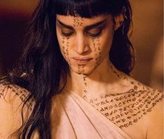 Culture - Movie Makeup - The Mummy | MAC Cosmetics México - Sitio Oficial