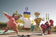 Quiz: qual personagem de Bob Esponja você seria? +http://brml.co/16GULgB