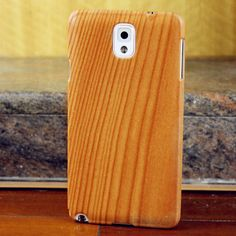 Distinctive Wood Style Wooden Bamboo Case Cover For Samsung Galaxy Note 3 N9000