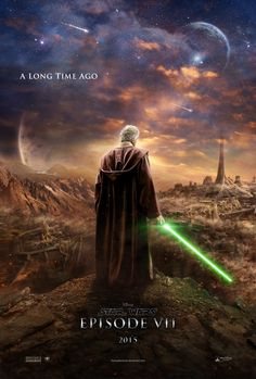 Oh wow! This is really amazing!!! This makes me even more excited for the new Star Wars movie!