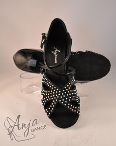 Variety of heel heights available. Sizes from EU to EU Other sizes available to order. Available in other colours. For current prices and to order visit the website. Pretty Shoes, Rock N Roll, Black Leather, Dance Shoes, Colours, Website, Lady, Heels, Style