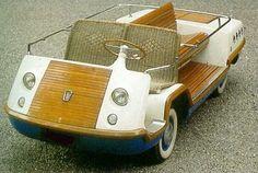 #Fiat 600 Marina