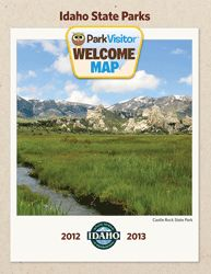 Click here! The OFFICIAL Idaho State Parks ParkVisitor Welcome Map is available as an interactive PDF! @Boise Idaho @Idaho Tourism @idaho watersports