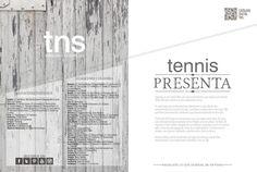 Listado de Almacenes Tennis Magazine Diciembre 2012 www.tennis.com.co Personalized Items, Warehouses, Clothing Stores, December, Woman Clothing, Tennis