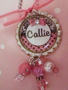 bottle cap necklace   6.00