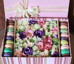 цветы с макарони в коробке: 15 тыс изображений найдено в Яндекс.Картинках