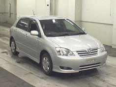 USED TOYOTA ALLEX FOR SALE