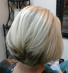 Don't settle for grey ~ when you can have a beautiful beige blonde with Redken Shades. Hair By Mai Williams