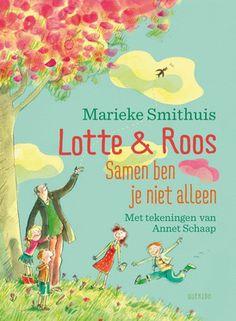 Dit boek staat vol nieuwe (voorlees)verhalen over de zusjes Lotte en Roos en hun buurjongens Lasse en Joppe. Verhalen over kietel-kippenveertjes en een boze imker, heksensoep en fietsendieven, een heldendaad van hond Bullebak en een jong vogeltje dat vliegles krijgt. Maar ook over ruzie hebben en sorry zeggen, en hoe moeilijk dat soms is.
