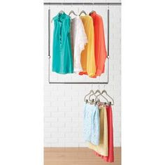 Closet Rod Extender Two Roommates Take A Dorm Test Drive  Small Closet Space Large
