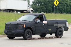 2015 Ford F-150 Prototype Spied in Three Cab Styles - Motor Trend WOT