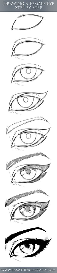 female_comic_eye_tutorial___step_by_step_by_robertmarzullo-dbmp3v2.jpg (1722×8143)