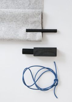 Ready Made Curtain  clip by Ronan and Erwan Bouroullec