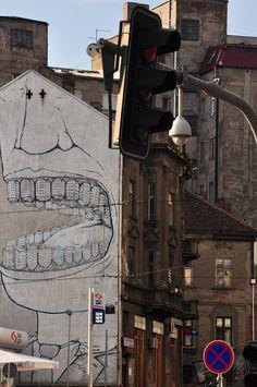 Reportage Photo Belgrade - Shutter Clothing Memories.  shutter-clothing.com #serbia #streetart