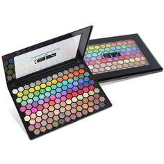 Palette de maquillage de 125 couleurs  - bestyle29.com