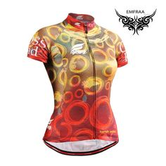FIXGEAR Womens Cycling Jersey Top Bike Gear Clothing Tight Shirts s 2XL | eBay