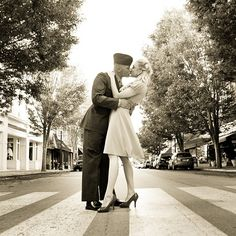 Here is some great advice on how to plan if you are a military bride or couple! via Glendalough Manor Bride Blog