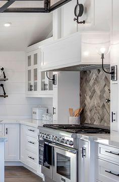 Ranch Kitchen, Kitchen Cabinets, Home Decor, Decoration Home, Room Decor, Cabinets, Home Interior Design, Dressers, Home Decoration