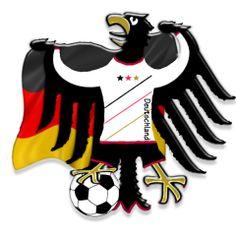 Deutschland Fan Shirts / Trikots selbst gemacht und bedruckt - cooles Motiv für die bevorstehende Qualifikation zur Fussballweltmeisterschaft 2014 in Brasilien Fan Shirts, T Shirt, Leotards, Brazil, Sketches, Germany, Tee, Tee Shirt