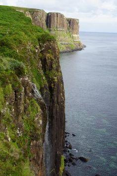 Kilt Rock IN isle of Skye