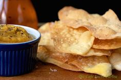 Chili Oil Rubbed Flatbread Crackers are shatteringly crisp and amazingly flavorful. The DYI chili oil takes these delicious crackers way over the top!
