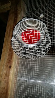 Heating the coop and FIRE SAFETY