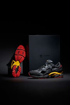 ebe34266baba73 adidas by Raf Simons Drops RS Replicant Ozweego Pack in Belgium Colors