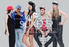 Verano Suxessful con tu gorra fivepanel o snapback. Disponible en nuestra plataforma. #suxessclothing #snapback #fivepanel #GetTheSummerLook