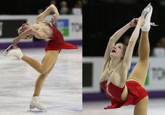 Not ballet, but an interesting comparison.  Figure Skating Costume Facts - Things You Don't Know About Figure Skating Costumes - Cosmopolitan