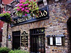 Pubs of the World The Brazen Head Dublin, Ireland