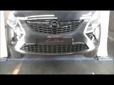 OPEL ZAFIRA TOURER 2012 -  ΠΡΟΦΥΛΑΚΤΗΡΑΣ ΕΜΠΡΟΣ Car, Automobile, Autos, Cars