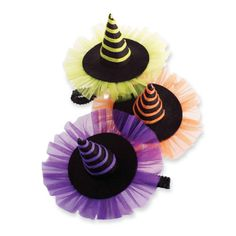 Mudpie's Witch Hat Girl Headbands | Baby Gift of the Day
