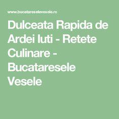 Dulceata Rapida de Ardei Iuti - Retete Culinare - Bucataresele Vesele