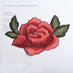 Hey, I found this really awesome Etsy listing at https://www.etsy.com/listing/279684648/embroidered-appliquesembroidered-flowers