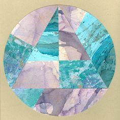 watercolor circle - Google Search