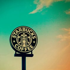 Starbucks signs