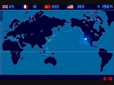 A Deeply Unsettling Time Lapse Of Every Nuclear Explosion On Earth