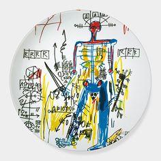 Jean-Michel Basquiat: Plate | MoMAstore.org