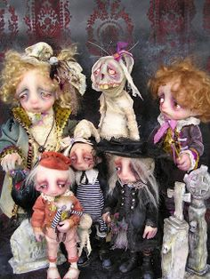 Gail Lackey Ghosties Fairys and Magical Things