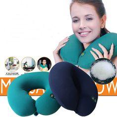 1pc New 2015 Neck Massager U Shape Electric Nap Pillow Massage Body Massager