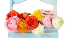 Gifts For Mom, Great Gifts, I Love Mom, Happy Mother S Day, Gift Baskets, Floral Wreath, Rose, Flowers, Basket Ideas