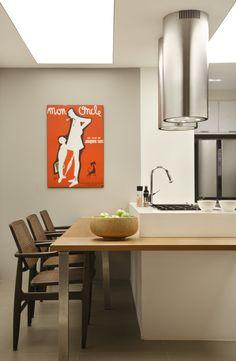 Apartamento SWS (Leblon, RJ) / Yamagata Arquitetura @yamagataa #cozinha #copa…