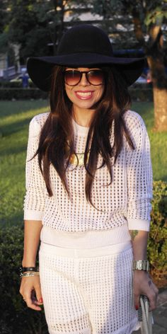 LOOK AT ME BRFashion blog Brazil style and trends by Priscila Diniz lookbook.nu#OOTD #STYLE #CASUAL #LOOK #PRISCILADINIZ #BRAZIL #LOOKATMEBR #FASHION #HOT #TREND #PRISCILA #CLOTHES #CLOTHING #FASHIONABLE #SWAG #SWAGGER #MODEL #MUSTHAVE #WEHEARTIT #FASHIONDIARIES #LOVEIT #WHITE #LOVE #JESSICABUURMAN #HAT #WHITE #BLACKANDWHITE