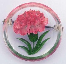Carnation Pin