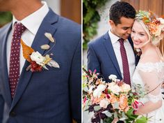 Rustic Fall Wedding Inspiration | Green Wedding Shoes Wedding Blog | Wedding Trends for Stylish + Creative Brides