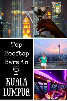 Top Rooftop Bars In Kuala Lumpur