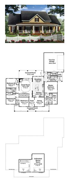 1000 images about best selling home plans on pinterest for Best selling floor plans