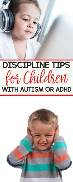 Is it possible to discipline a child with autism or ADHD? Absolutely. www.dealwithmentalillness.com