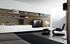 Poliform - Sintesi media unit